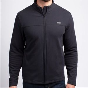 NEW Travis Mathew KOOZIE ZIP Up Jacket L Black